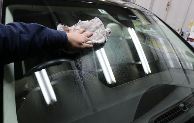 窓ガラス・ミラー洗浄